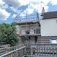 domestic scaffold south west CRBS